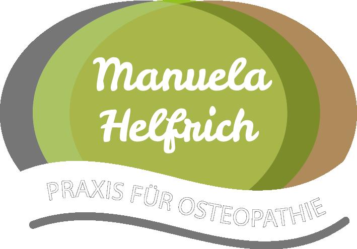 Manuela Helfrich Logo